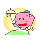 ウメ星くんの日常生活(個別スタンプ:05)