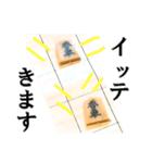 【実写】将棋のコマ(個別スタンプ:14)