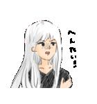 美男美女スタンプ♡(個別スタンプ:09)