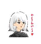 美男美女スタンプ♡(個別スタンプ:30)
