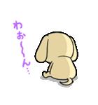 目ヂカラ☆わんこ3(個別スタンプ:35)