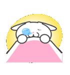 顔デカうさぎ玉の日常生活(個別スタンプ:04)