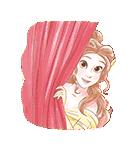 美女と野獣(ロマンティック)(個別スタンプ:29)