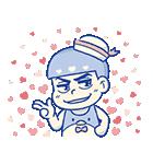 動く♪おそ松さん×サンリオキャラクターズ3(個別スタンプ:2)