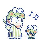 動く♪おそ松さん×サンリオキャラクターズ3(個別スタンプ:3)