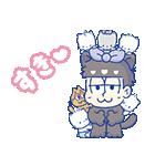 動く♪おそ松さん×サンリオキャラクターズ3(個別スタンプ:4)