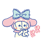 動く♪おそ松さん×サンリオキャラクターズ3(個別スタンプ:6)