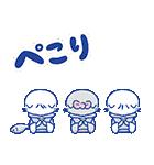 動く♪おそ松さん×サンリオキャラクターズ3(個別スタンプ:8)
