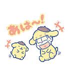 動く♪おそ松さん×サンリオキャラクターズ3(個別スタンプ:12)