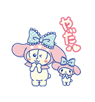 動く♪おそ松さん×サンリオキャラクターズ3(個別スタンプ:21)