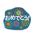 【夏】君とはしゃぐ夏(個別スタンプ:16)