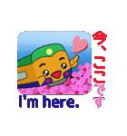 今、ここです!(大津~西明石)(個別スタンプ:01)