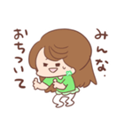 ♥まりりんスタンプ♥(個別スタンプ:05)