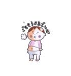 塩顔娘1歳の日常(個別スタンプ:05)