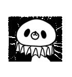 【めちゃ動く!】えりまきパンダ(個別スタンプ:24)