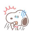 ゆるカワ♪スヌーピー【お仕事編】(個別スタンプ:16)