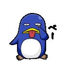 無愛想なペンギン(個別スタンプ:1)
