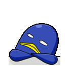 無愛想なペンギン(個別スタンプ:3)