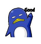 無愛想なペンギン(個別スタンプ:17)