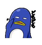 無愛想なペンギン(個別スタンプ:34)