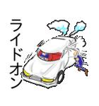 カー狂騒曲~クレイジー~(個別スタンプ:12)