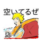 カー狂騒曲~クレイジー~(個別スタンプ:13)
