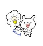 ウサギのクゥ(個別スタンプ:09)