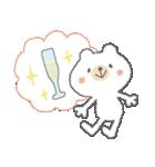 お酒大好きクマさん★(個別スタンプ:31)