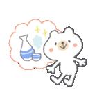 お酒大好きクマさん★(個別スタンプ:32)