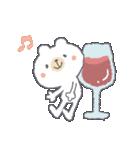 お酒大好きクマさん★(個別スタンプ:34)
