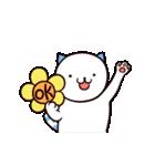 40匹の水玉猫2【学校編】(個別スタンプ:3)