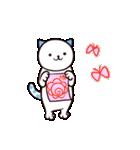 40匹の水玉猫2【学校編】(個別スタンプ:11)