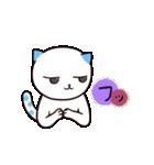 40匹の水玉猫2【学校編】(個別スタンプ:36)