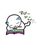40匹の水玉猫2【学校編】(個別スタンプ:39)