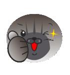 顔だけ ちゃちゃ猫 日常会話編(個別スタンプ:07)