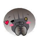 顔だけ ちゃちゃ猫 日常会話編(個別スタンプ:10)