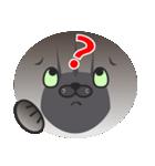 顔だけ ちゃちゃ猫 日常会話編(個別スタンプ:15)