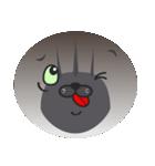 顔だけ ちゃちゃ猫 日常会話編(個別スタンプ:31)