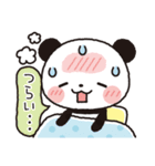 パンダのヤムヤムは体調が悪い(個別スタンプ:08)