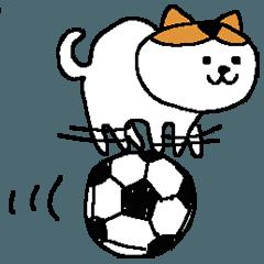 サッカースタンプ 02
