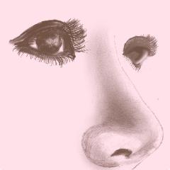 [LINEスタンプ] 目がイイね!女子力の画像(メイン)