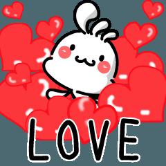 愛がいっぱいココペリちゃん♡