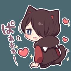 黒猫少年9
