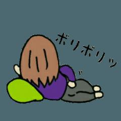 ぐぅたら母ちゃん