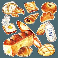 ことばパン屋さん