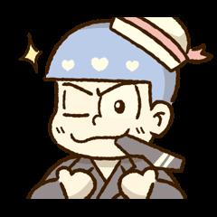 動く♪おそ松さん×サンリオキャラクターズ