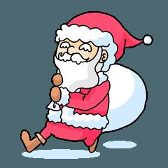 サンタさんのクリスマス
