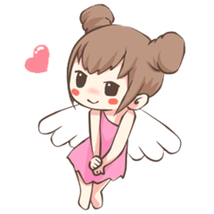 Lovely Cupid 2 Animated