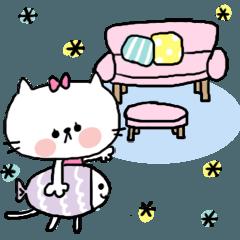 【neco】よく使う日常スタンプ