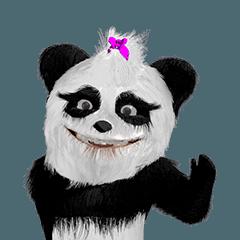 """""""jade"""" Panda"""